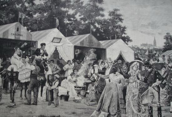 La Feria de Antaño