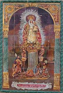 La Patrona de Sevilla