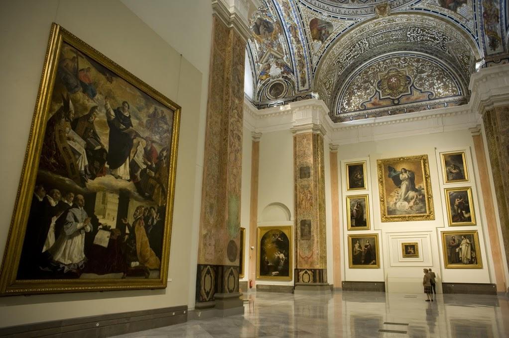 Exposiciones de Sevilla