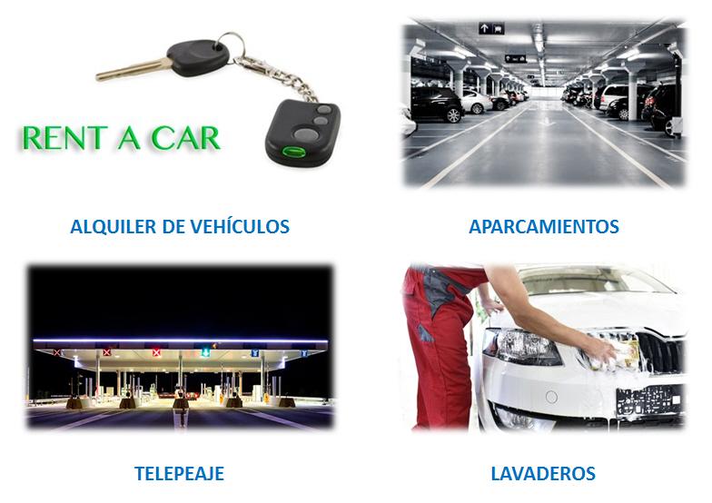 Vehículos en Sevilla