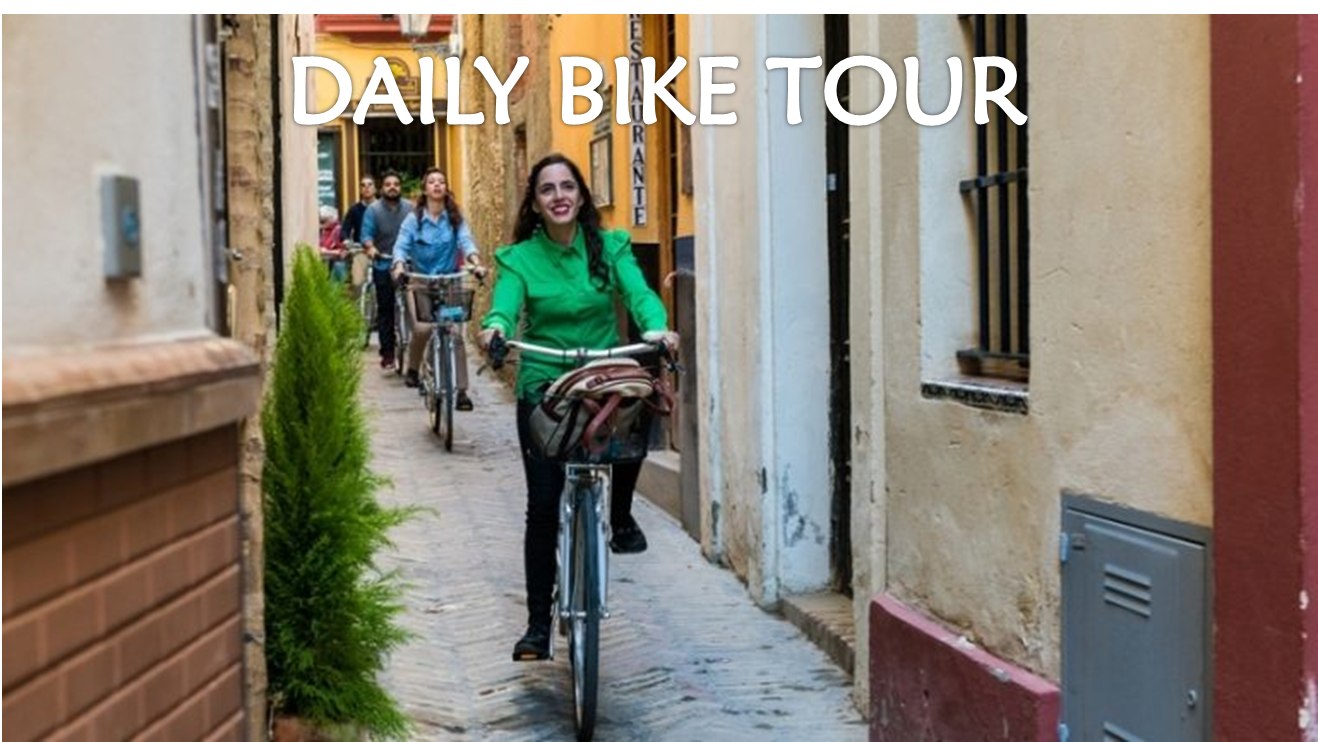 Daily Bike Tour