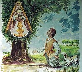 Conoce a fondo la Virgen del Rocío. Toda su historia.
