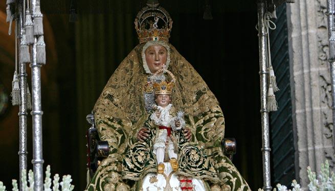 Virgen de los reyes for Mudanzas virgen de los reyes