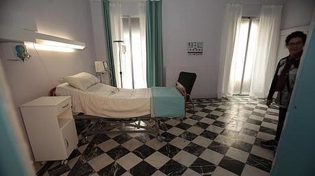 El fantasma del palacio de Monsalves