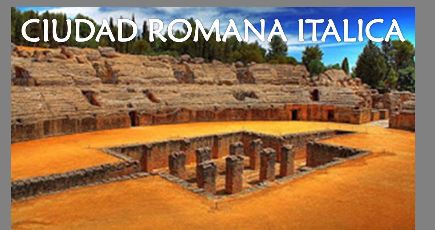 Tour Ciudad Romana de Itálica