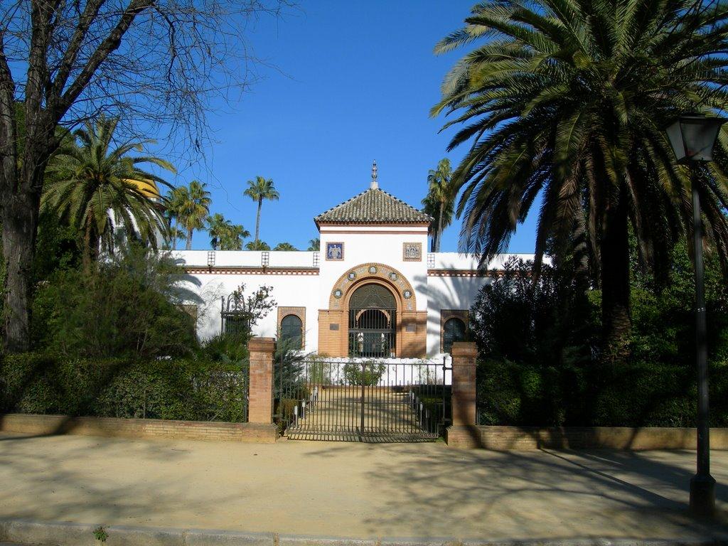 """Escuela de jardineria y centro de estudios medioambientales de Sevilla """"JOAQUIN ROMERO MURUBE"""""""