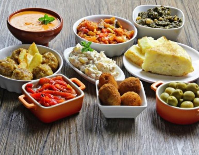 La gastronomía típica sevillana. Donde comer en sevilla.