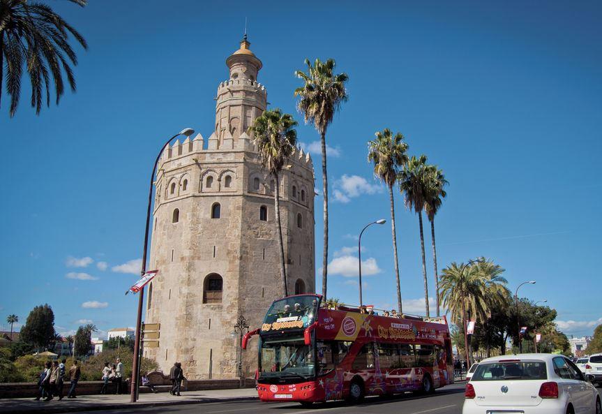 tour bus turistico