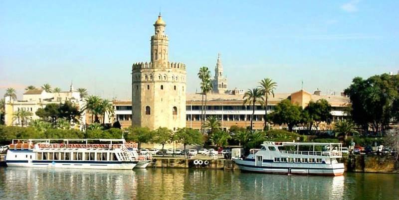 Cruceros por el Rio Guadalquivir