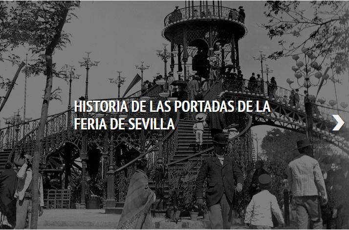 Todas las portadas de la Feria de Sevilla hasta 2017